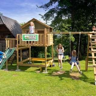 Kinder-Spielplatz